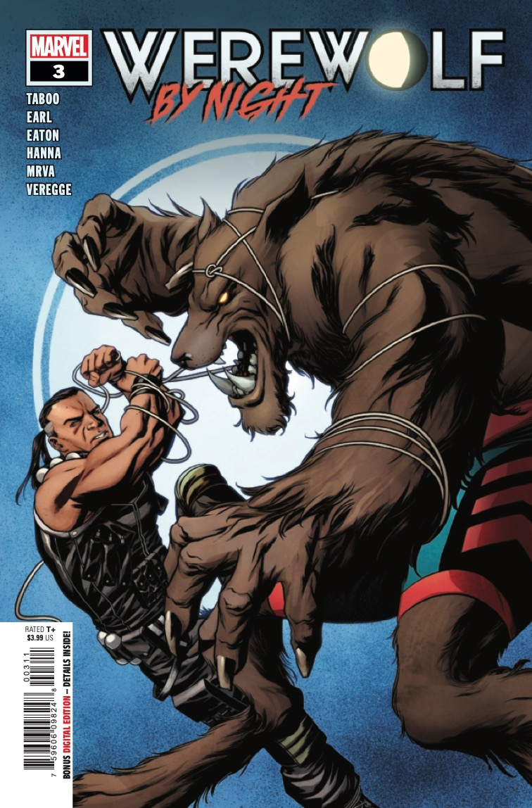 Marvel Preview: Werewolf By Night #3