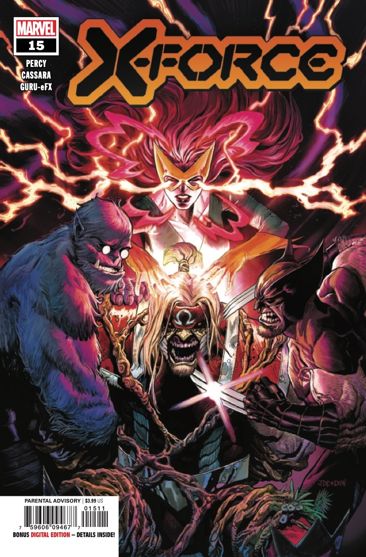 Marvel Preview: X-Force #15
