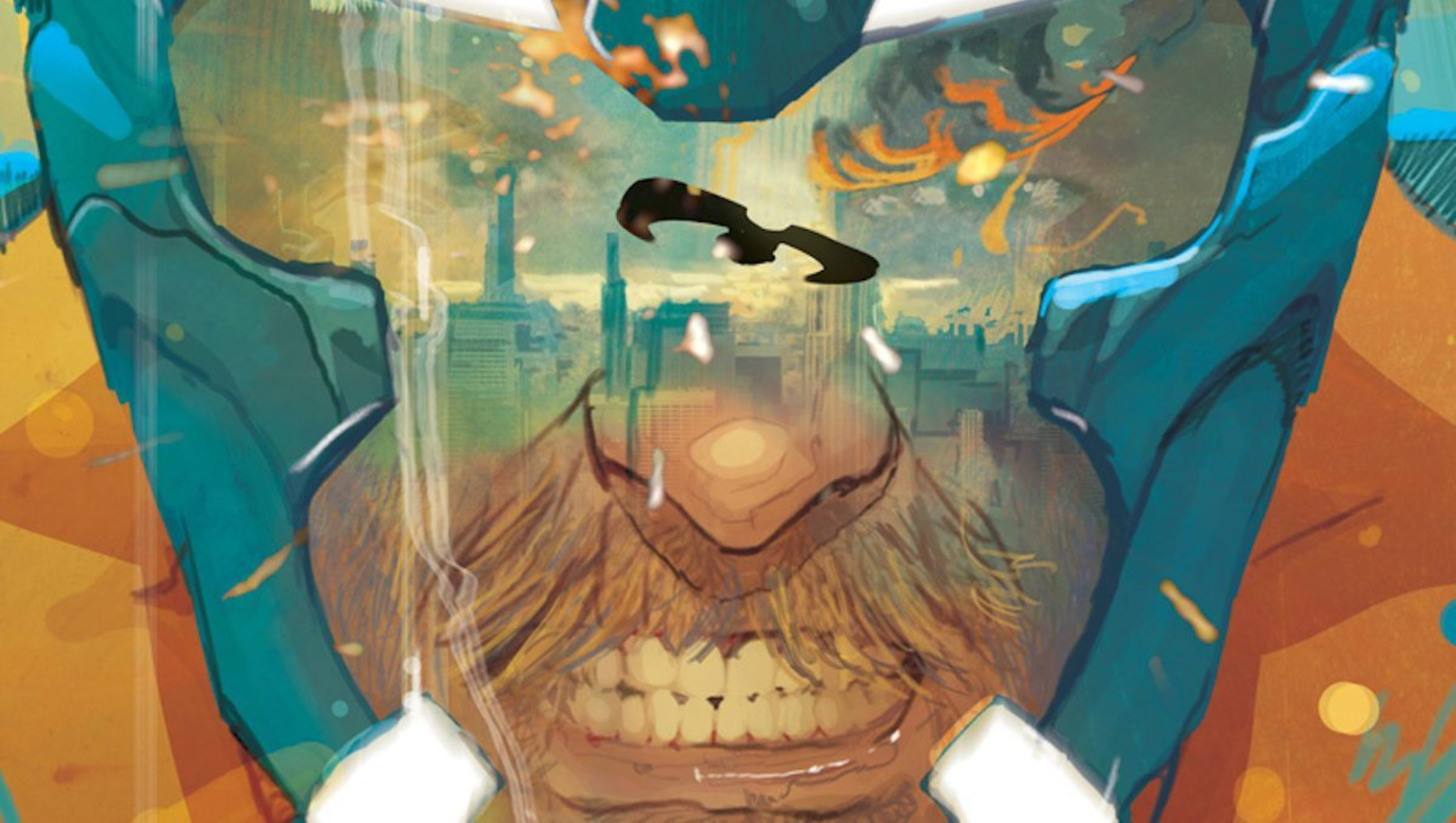 Dennis Hopeless on building the world of 'X-O Manowar'