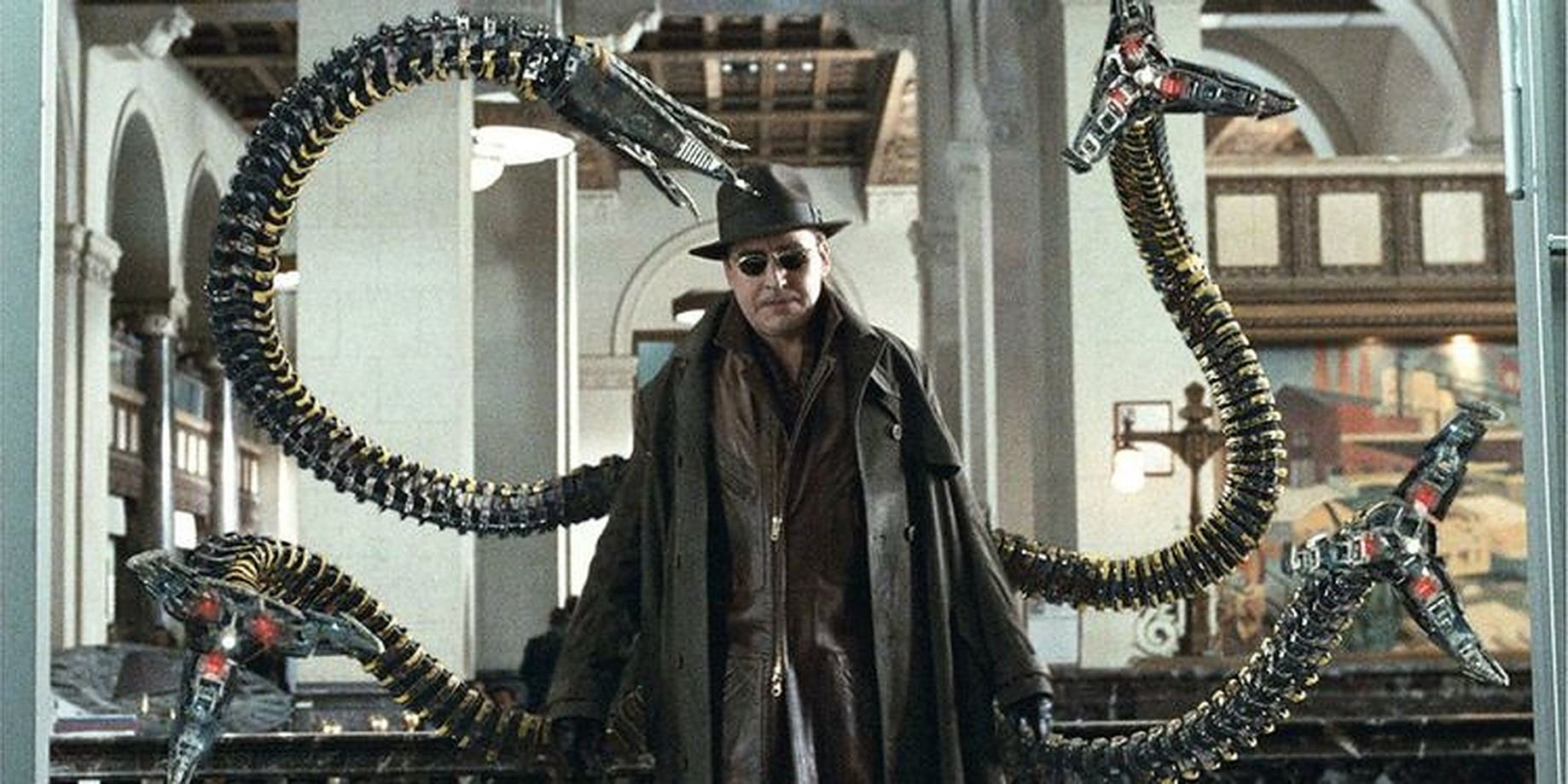 Alfred Molina to return as Dr. Octopus in 'Spider-Man 3'