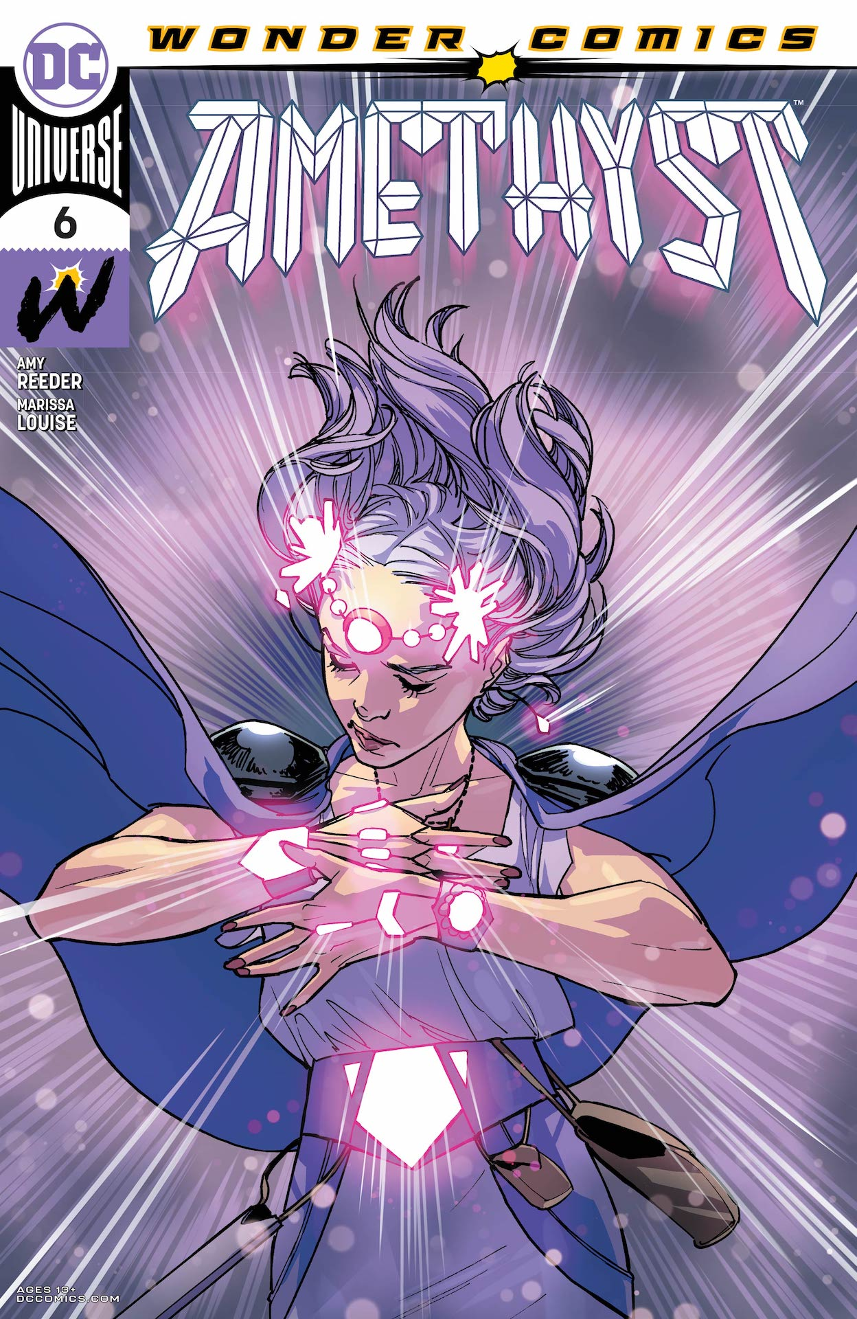 DC Preview: Amethyst #6