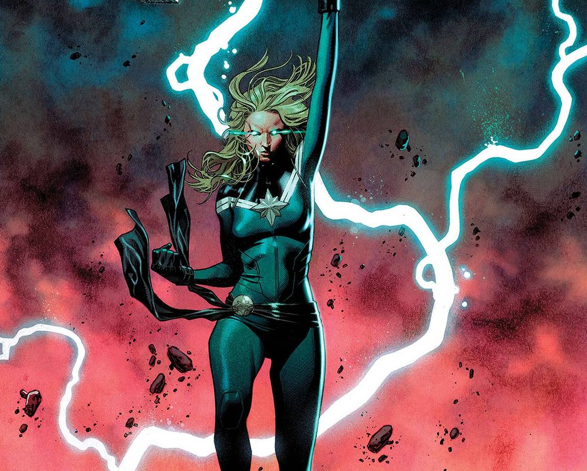 'Captain Marvel Vol. 4: The Accused' review