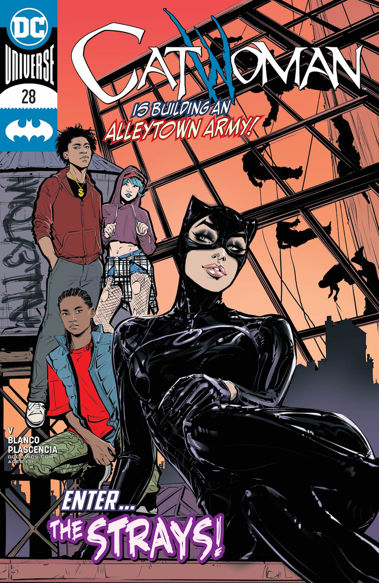DC Preview: Catwoman #28
