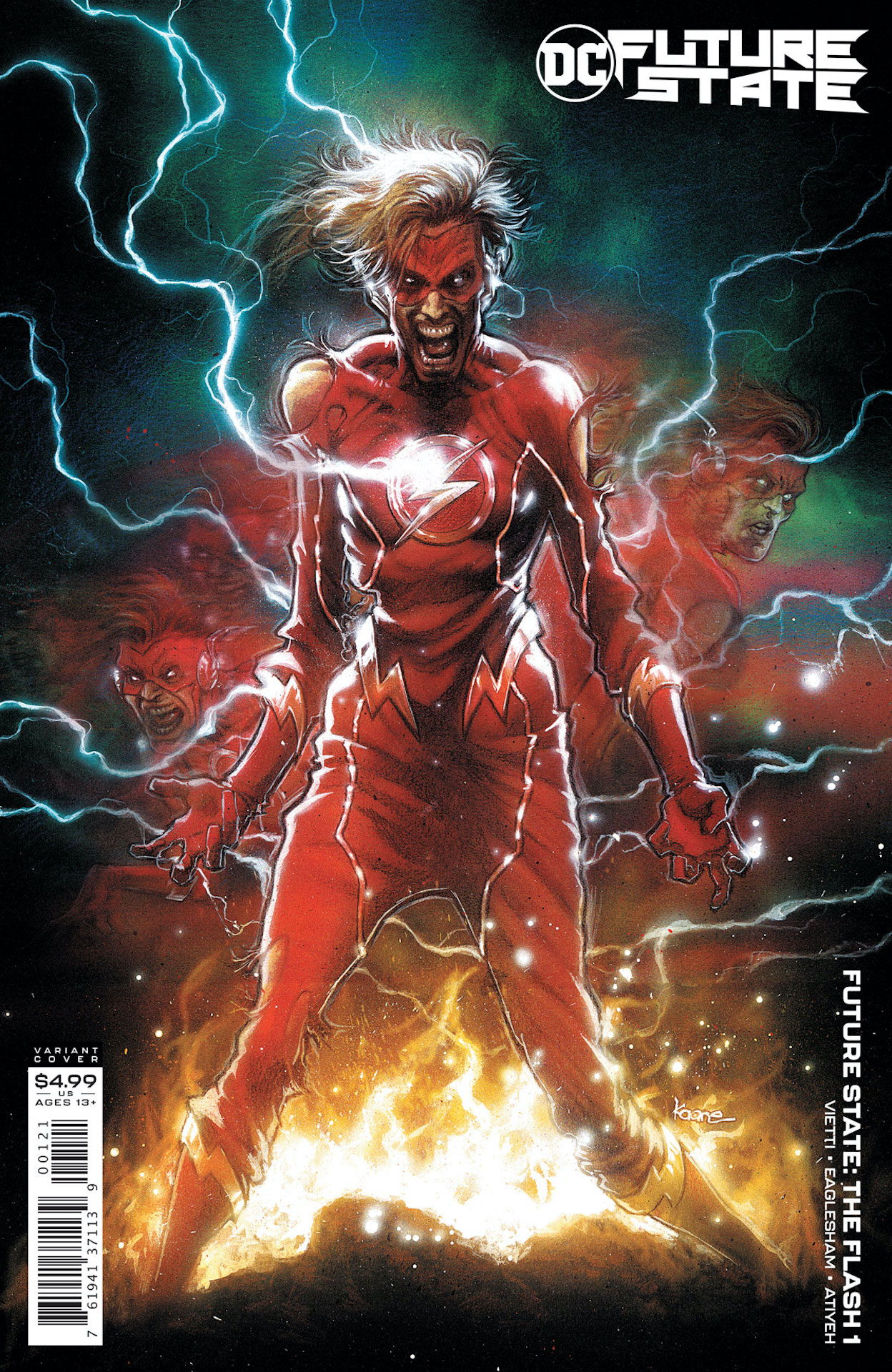 DC Preview: Future State: The Flash #1