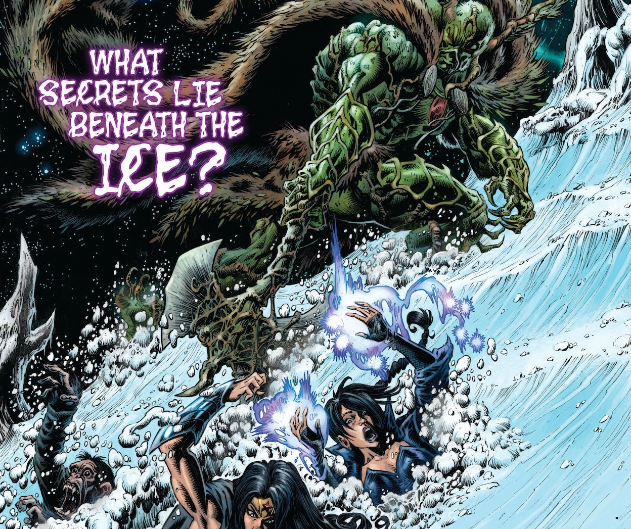'Justice League Dark' #29 review: Endless Winter Part 7