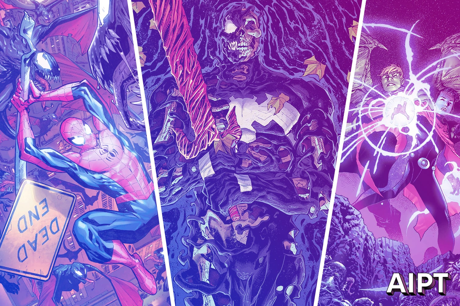 Marvel Comics reveals new 'King in Black' finale cover art and details