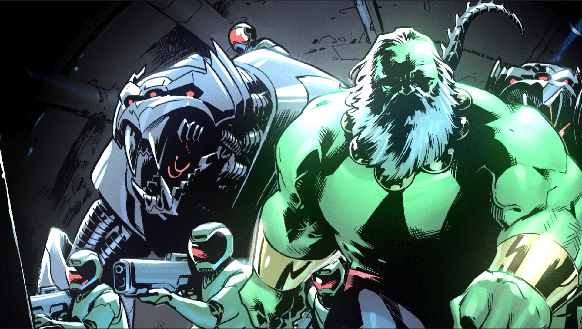 Marvel drops 'Maestro: War and Pax' trailer ahead of January 2021 release