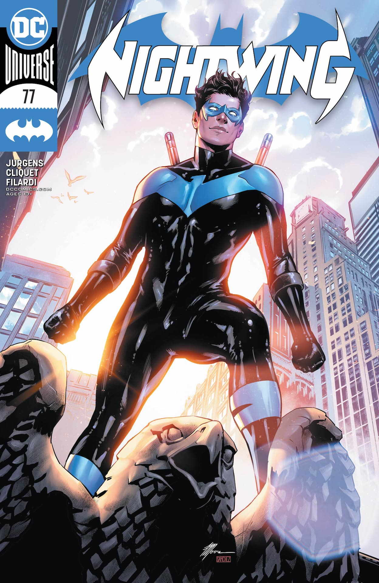 DC Preview: Nightwing #77