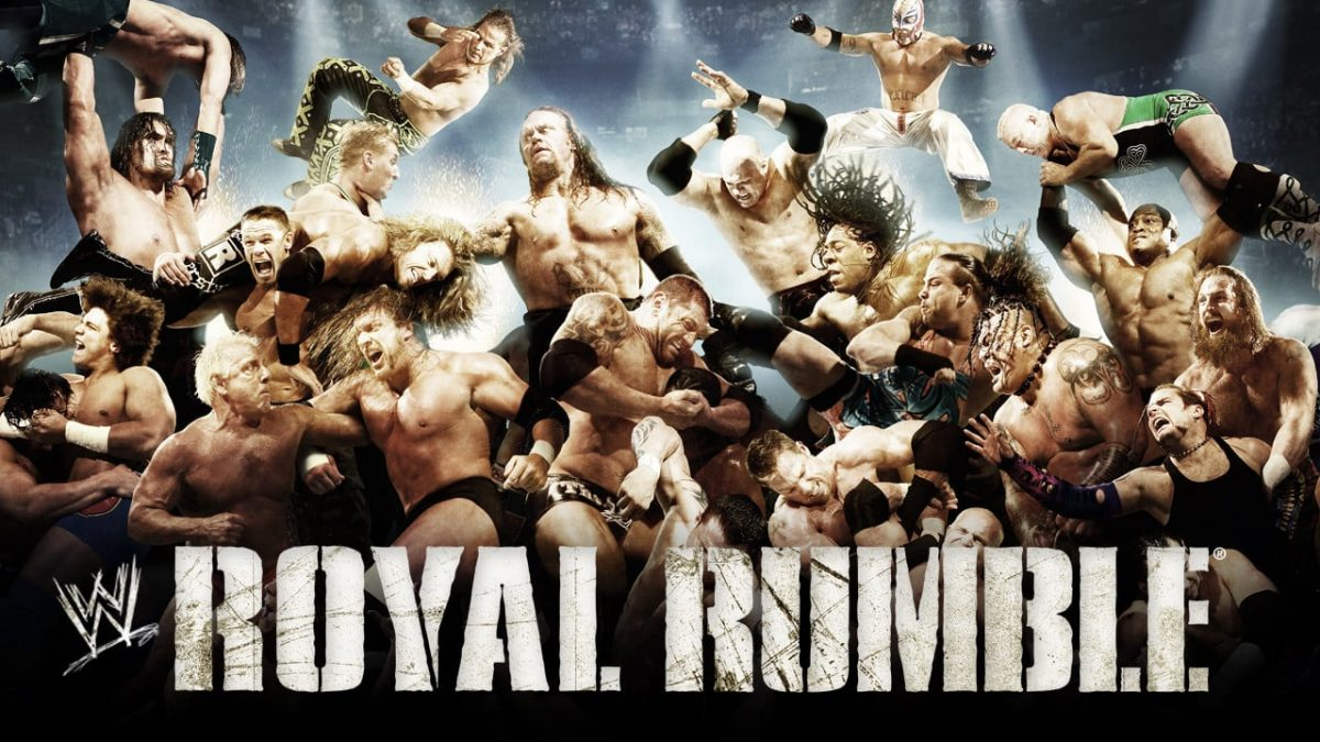 PTW Wrestling Podcast Watchalong: Royal Rumble 2007