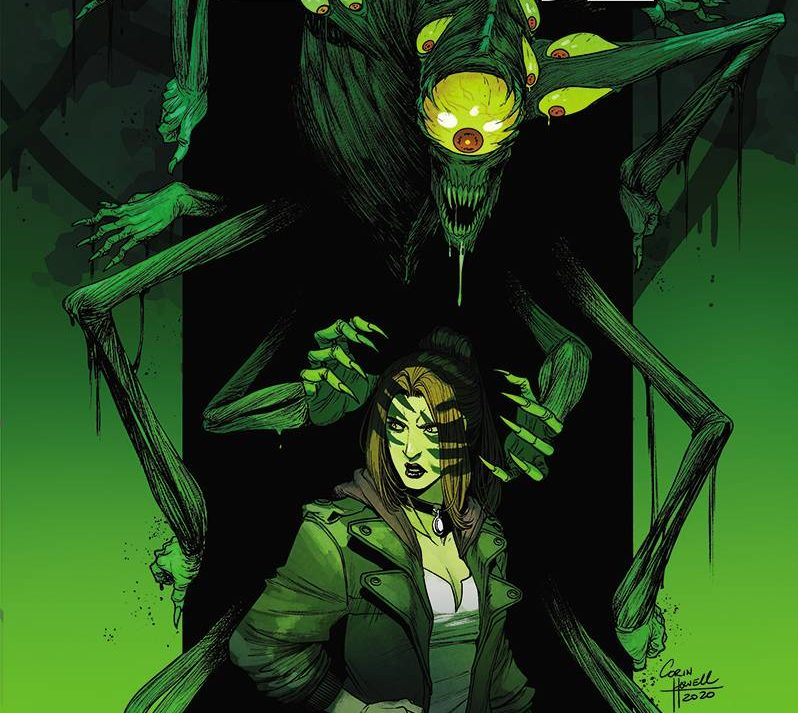'Shadow Service' #5 review