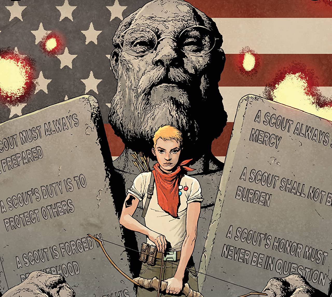 'Scout's Honor' #1 review