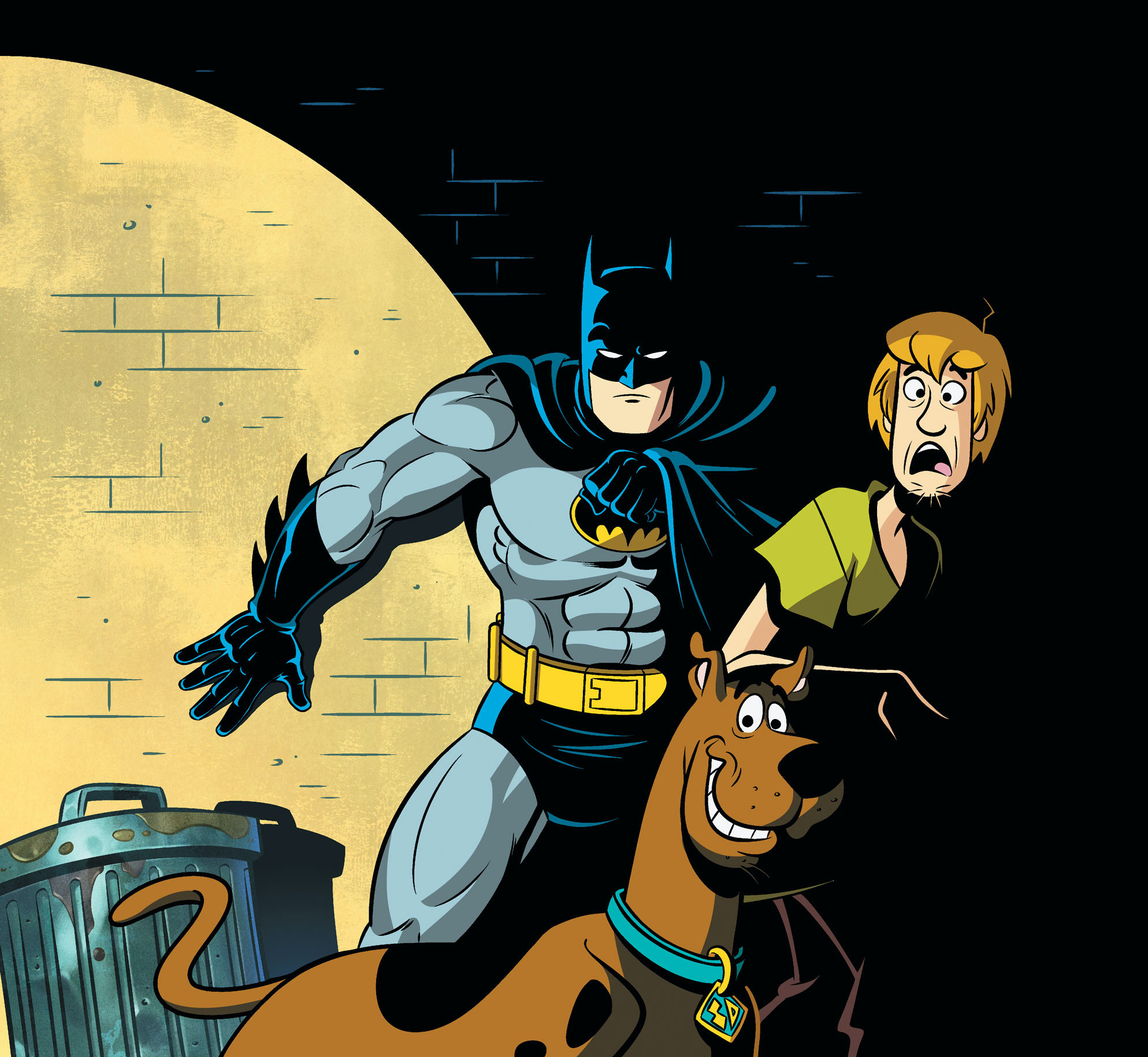 DC Comics expands digital-first titles with 'Batman & Scooby-Doo Mysteries'