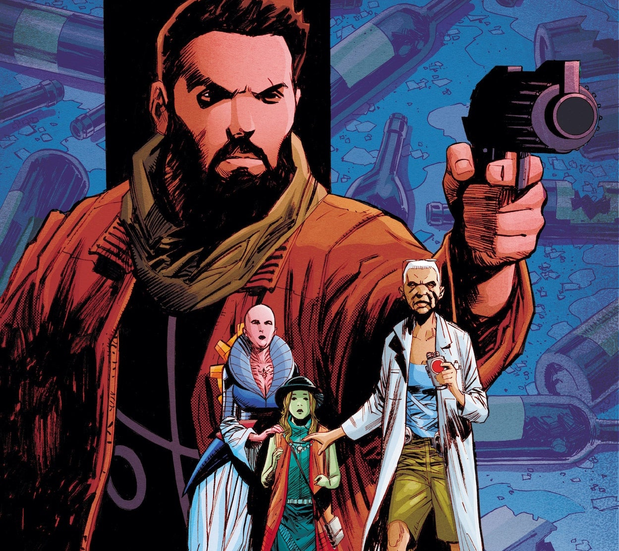 EXCLUSIVE ComiXology Preview: Edgeworld #4