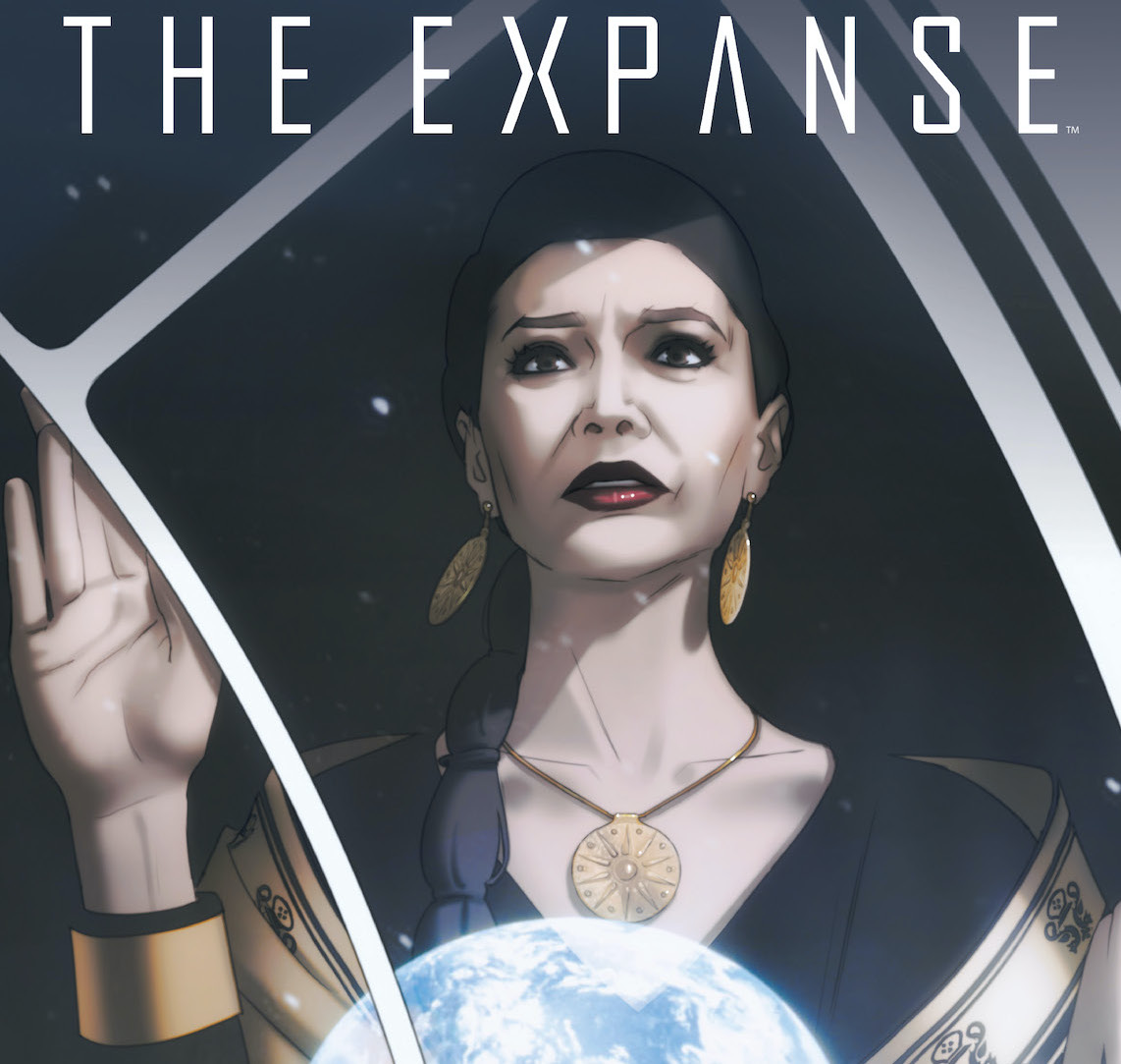 EXCLUSIVE BOOM! Preview: The Expanse #2