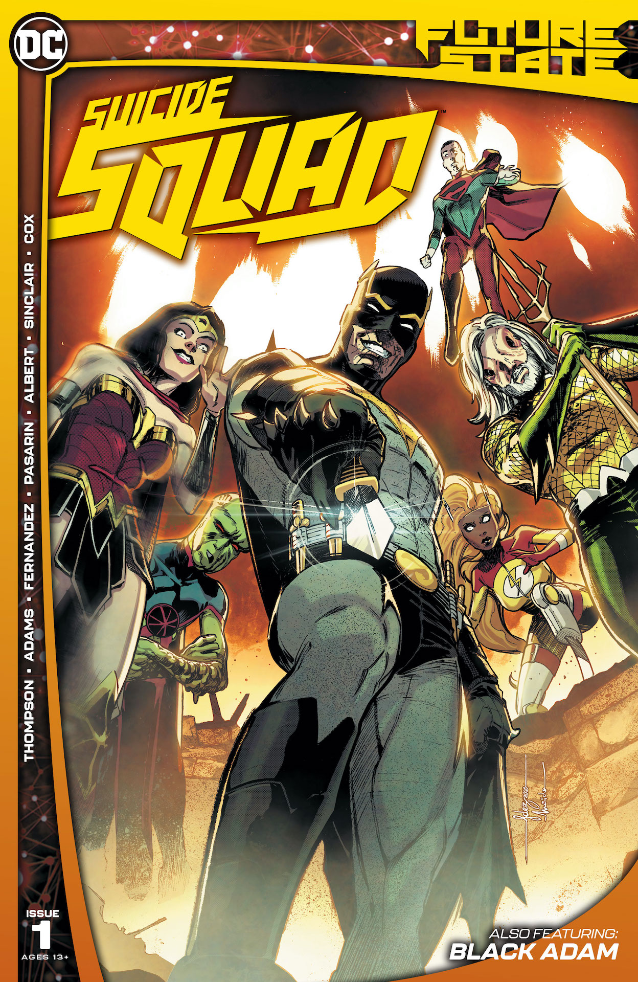 DC Preview: Future State: Suicide Squad #1