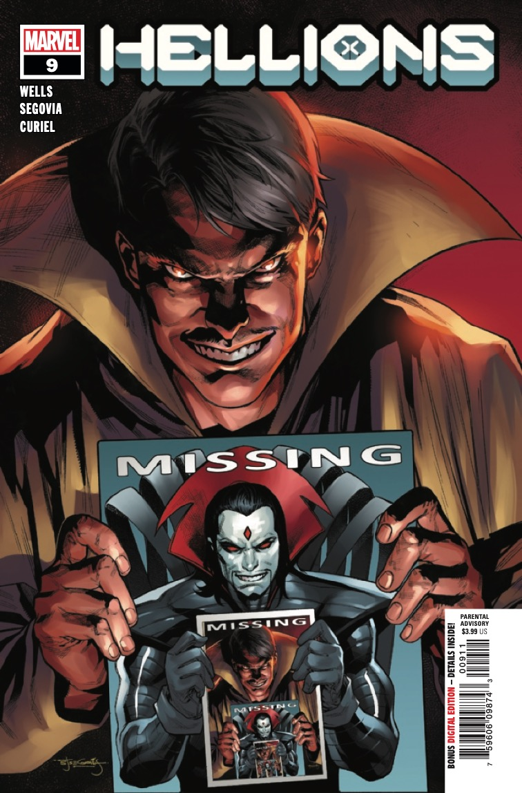 Marvel Preview: Hellions #9