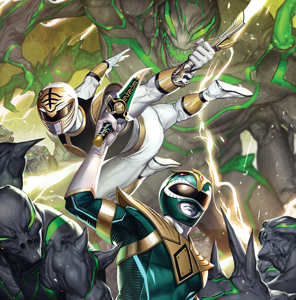 'Mighty Morphin' #3 review