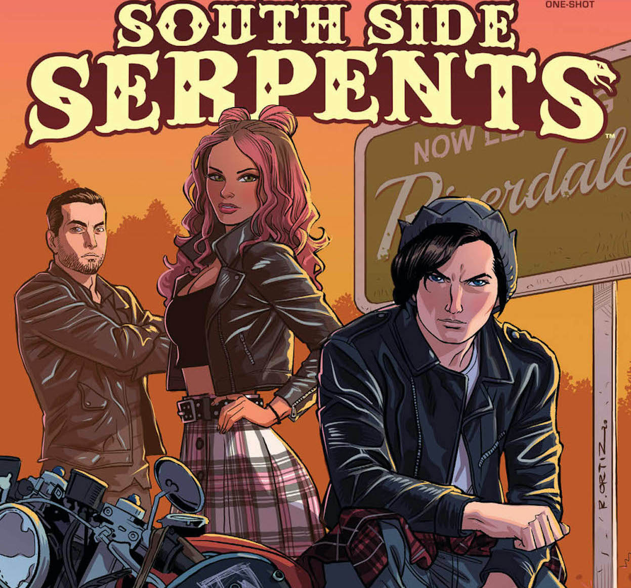 Archie Preview: Riverdale Presents: South Side Serpents