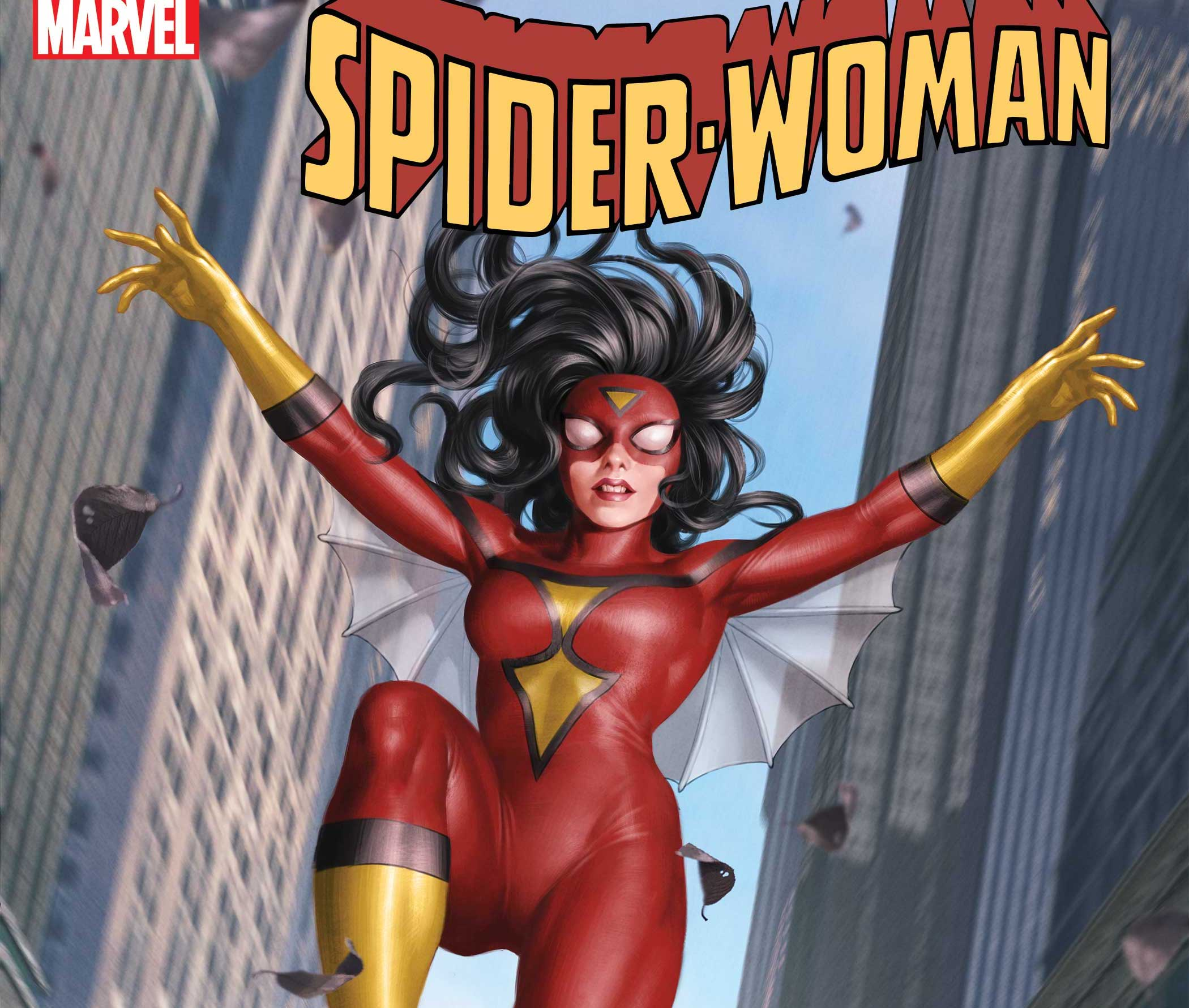 Spider-Woman zips back up the classic costume in 'Spider-Woman' #11