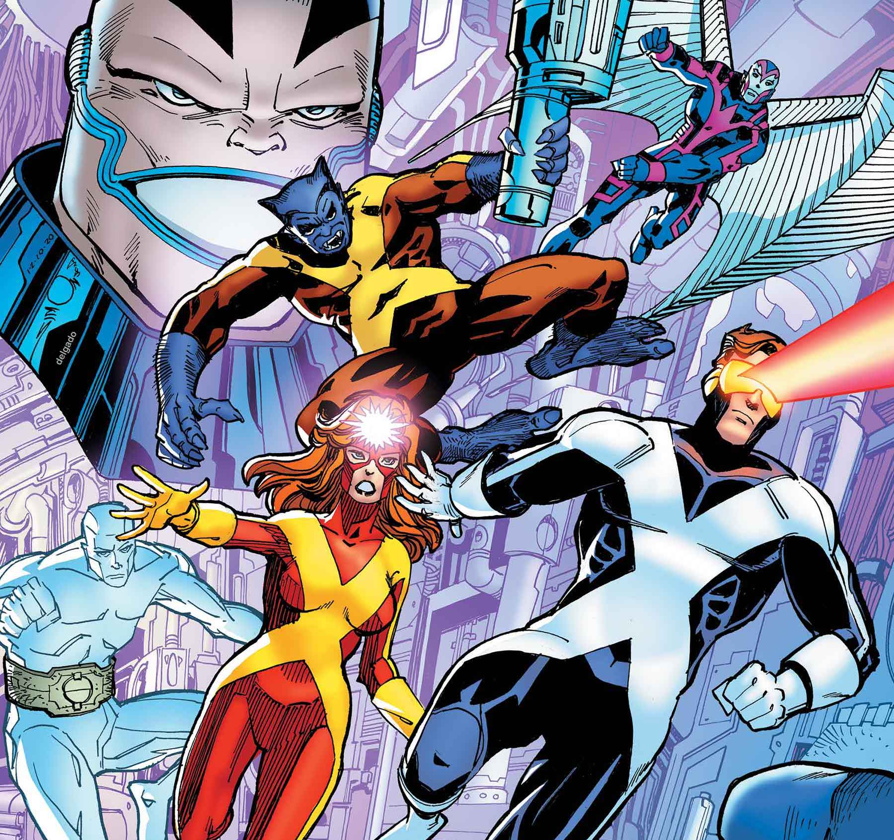 Marvel confirms Louise and Walter Simonson will continue their X-Factor run