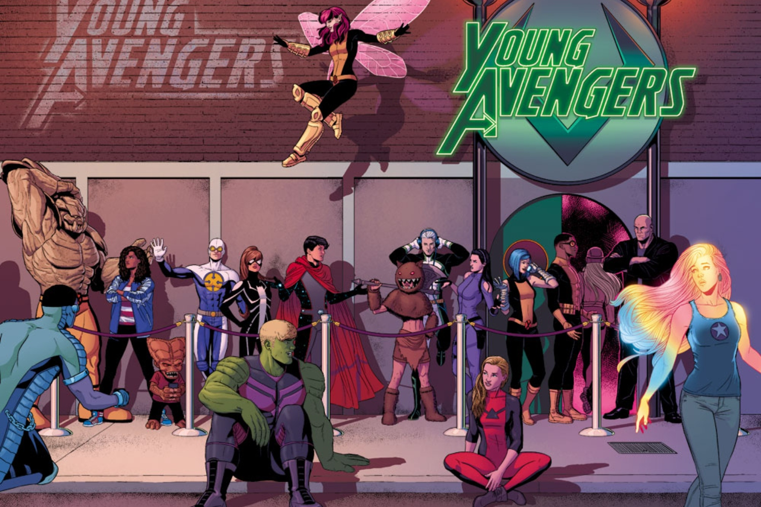 The evolving queerness of 'Young Avengers': Gillen, McKelvie, and the lives of queer youth