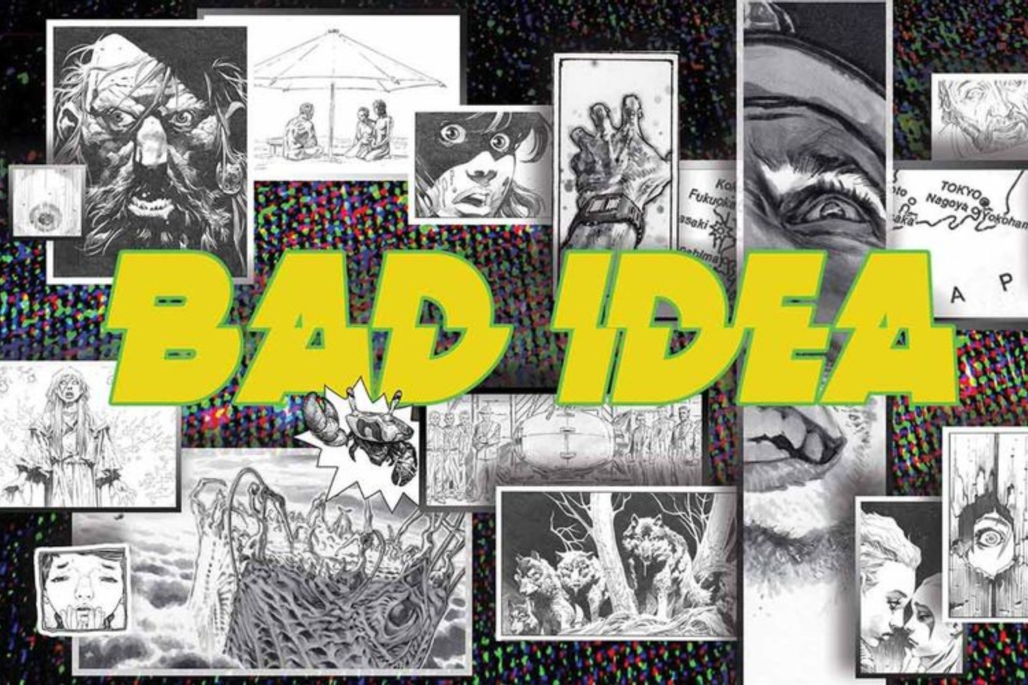 Bad Idea has savvy plans for comics publishing