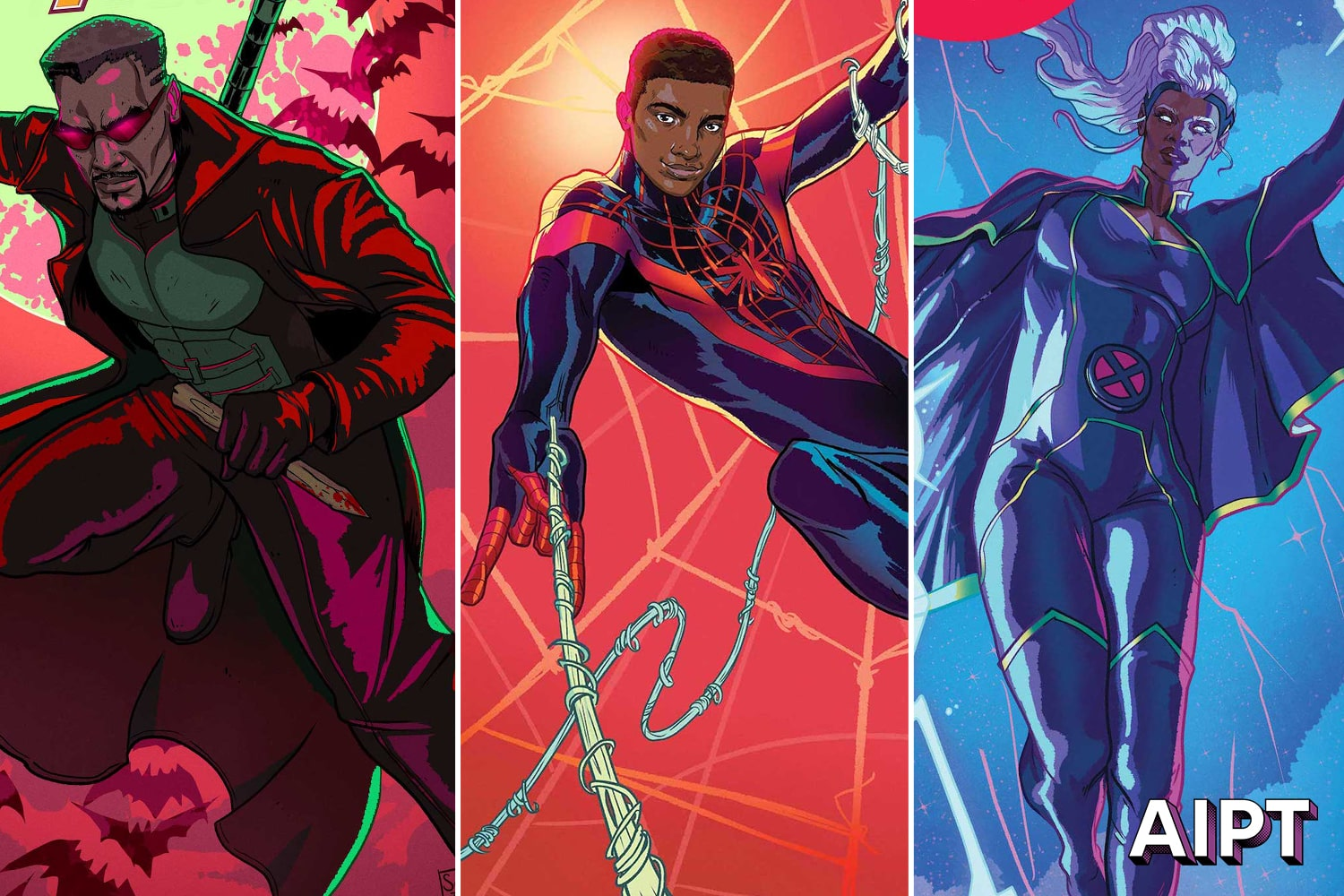 Marvel celebrating Black History Month with Ernanda Souza covers