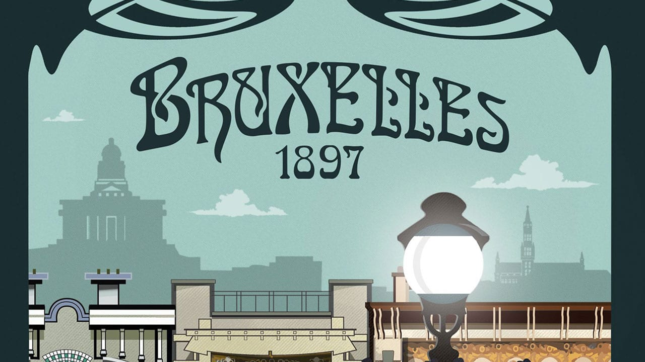 Bruxelles 1897: make friends and influence Belgian nobility