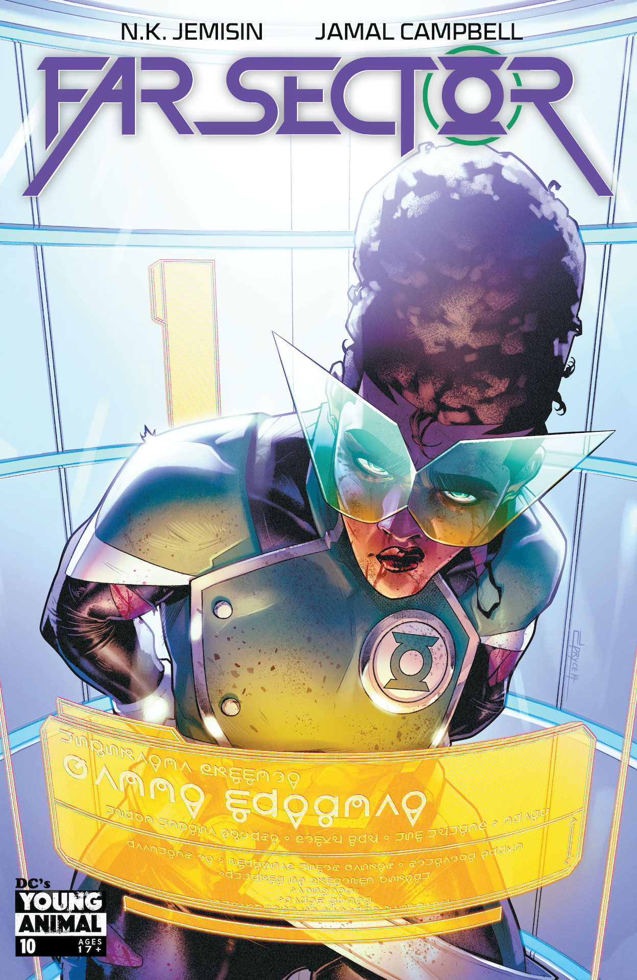 DC Preview: Far Sector #10