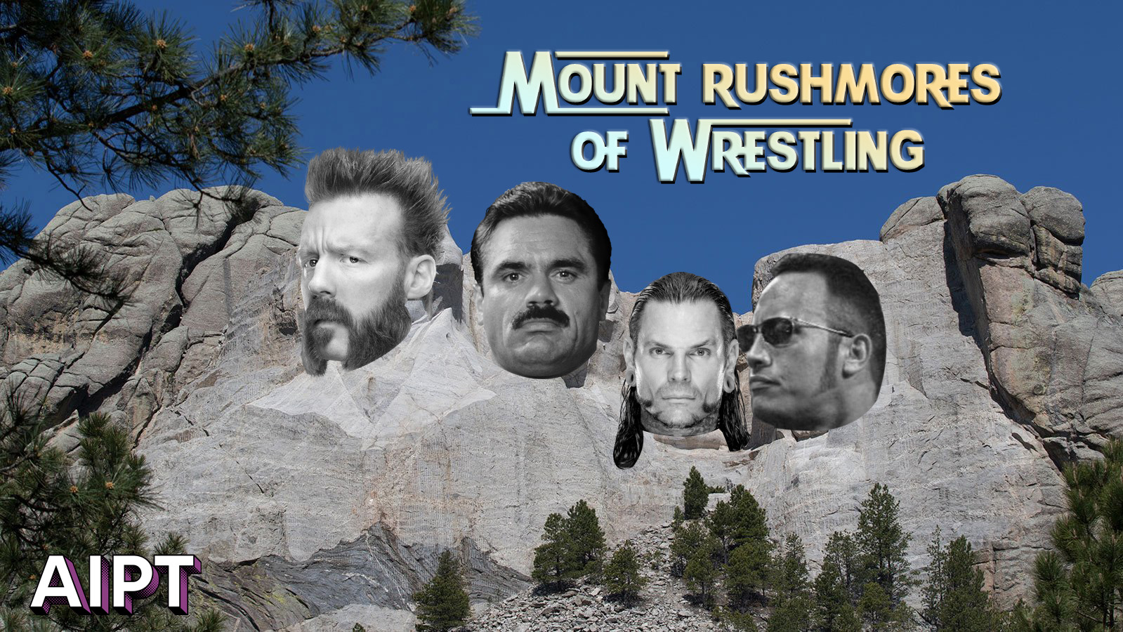 Mt. Rushmores of Wrestling: Iconic facial hair