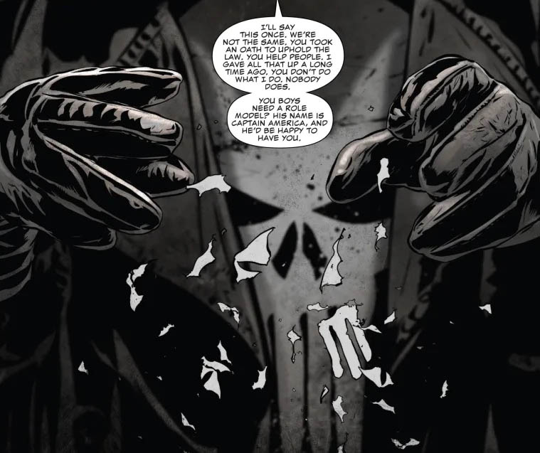 The cases for and against retiring The Punisher for good