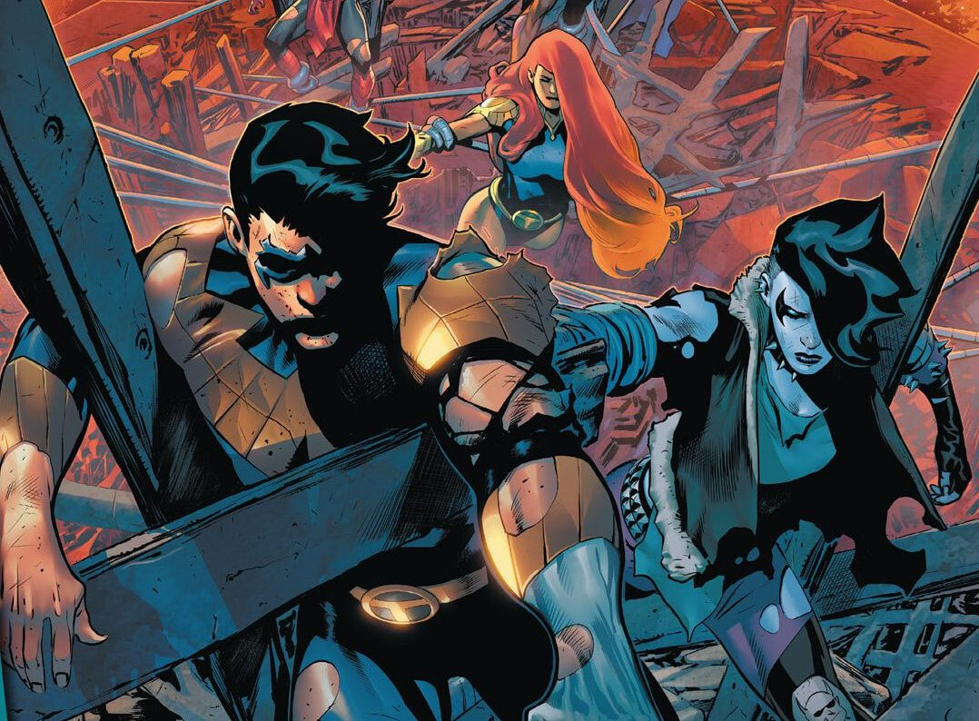 'Future State: Teen Titans' #1 review