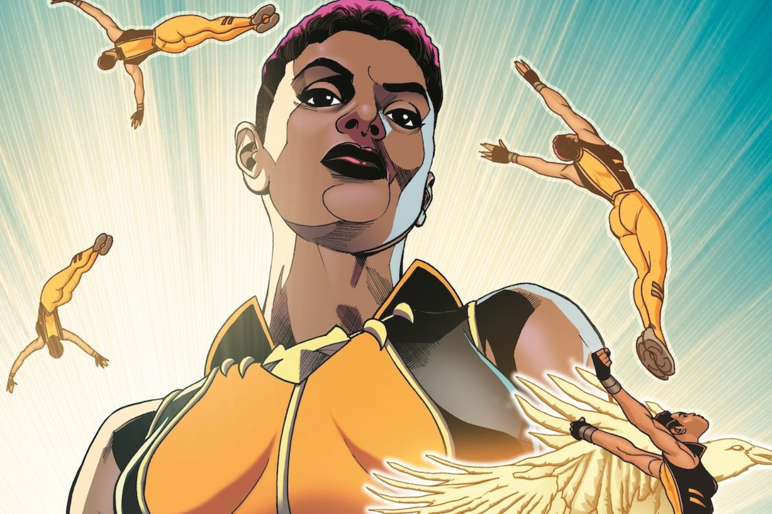 Geoffrey Thorne talks Vixen story, DC's 'Truth and Justice' anthology