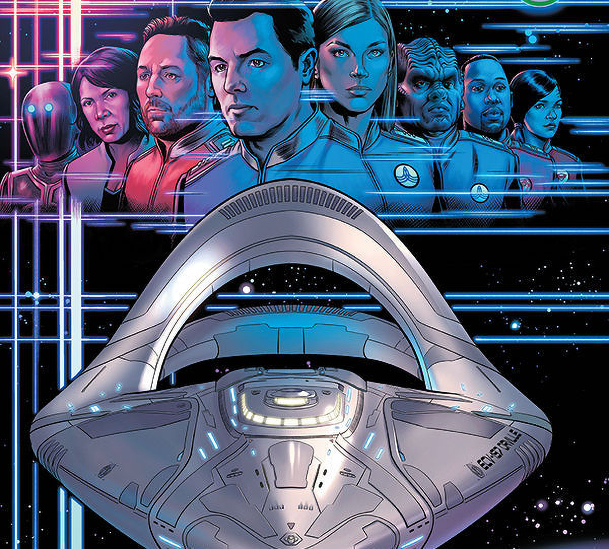 EXCLUSIVE Dark Horse Reveal: 'The Orville #1: Digressions' Part 1 and 2
