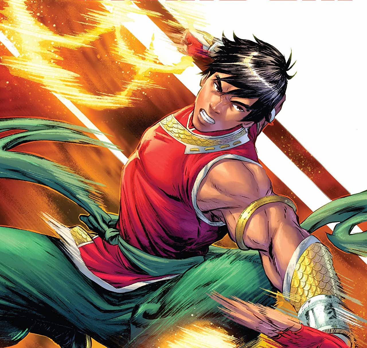 'The Legend of Shang-Chi' #1 review