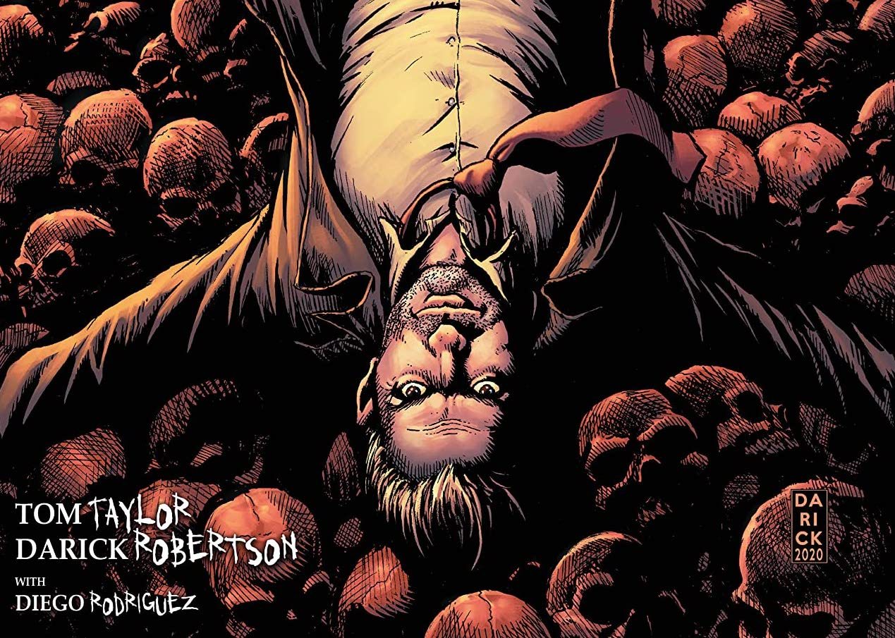 Hellblazer: Rise and Fall #3