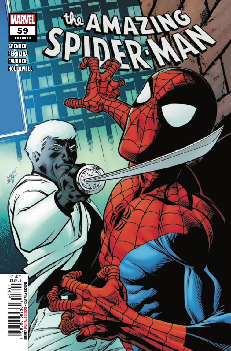 Marvel Preview: Amazing Spider-Man #59
