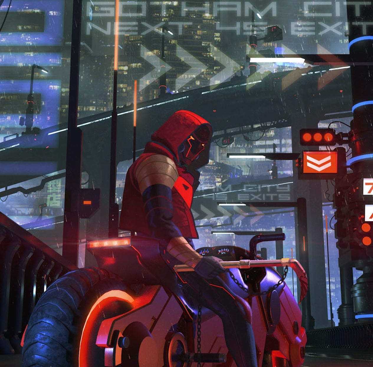 DC Comics launching Red Hood focused 'Future State: Gotham' May 11