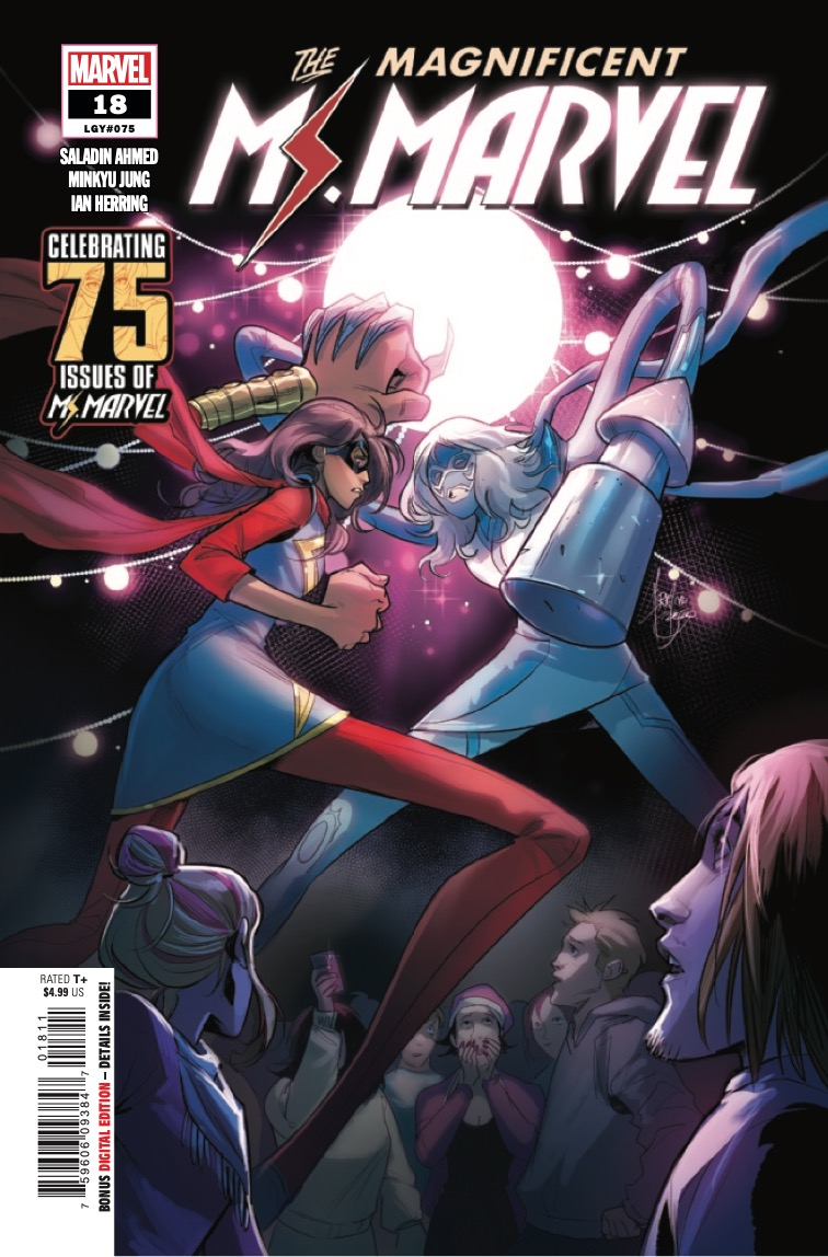 Marvel Preview: Magnificent Ms. Marvel #18