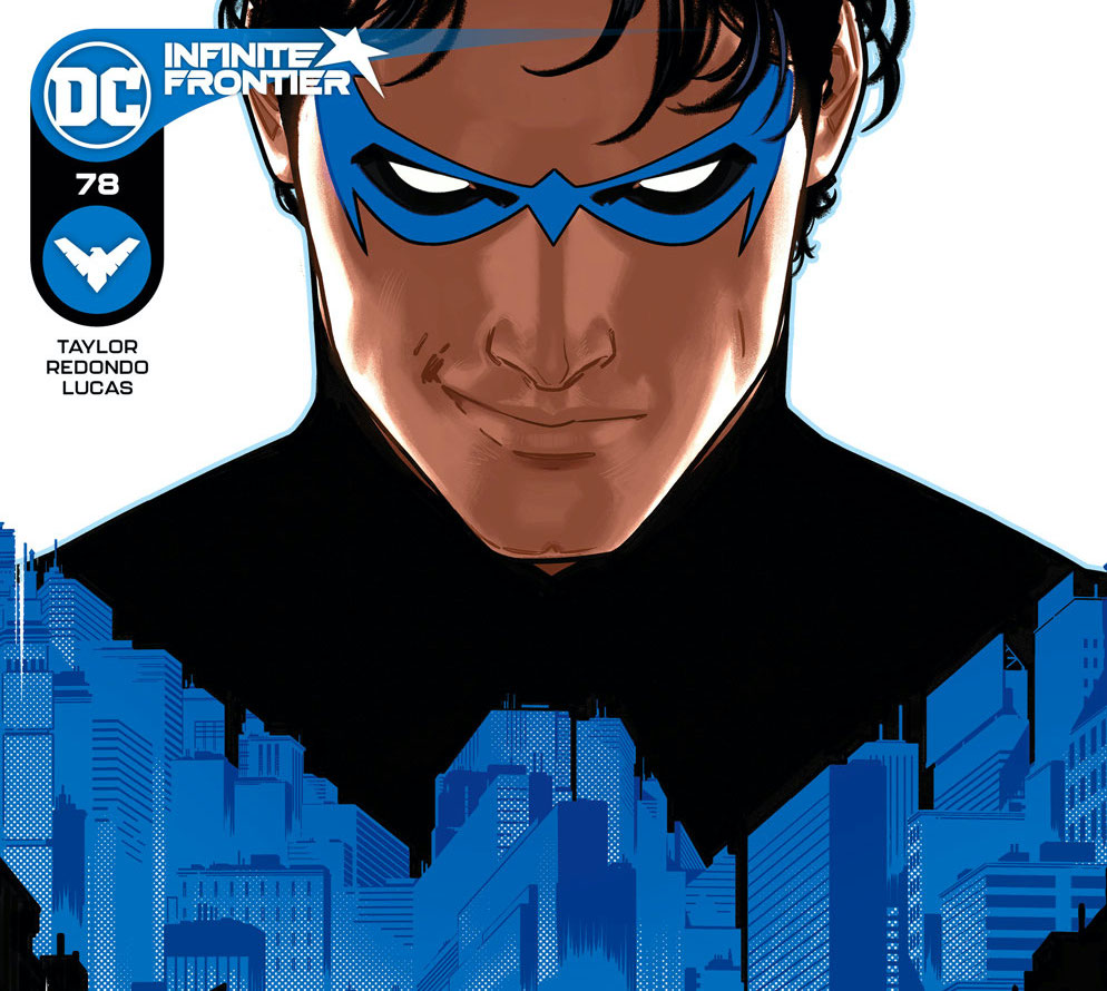 DC Preview: Nightwing #78 - out March 16