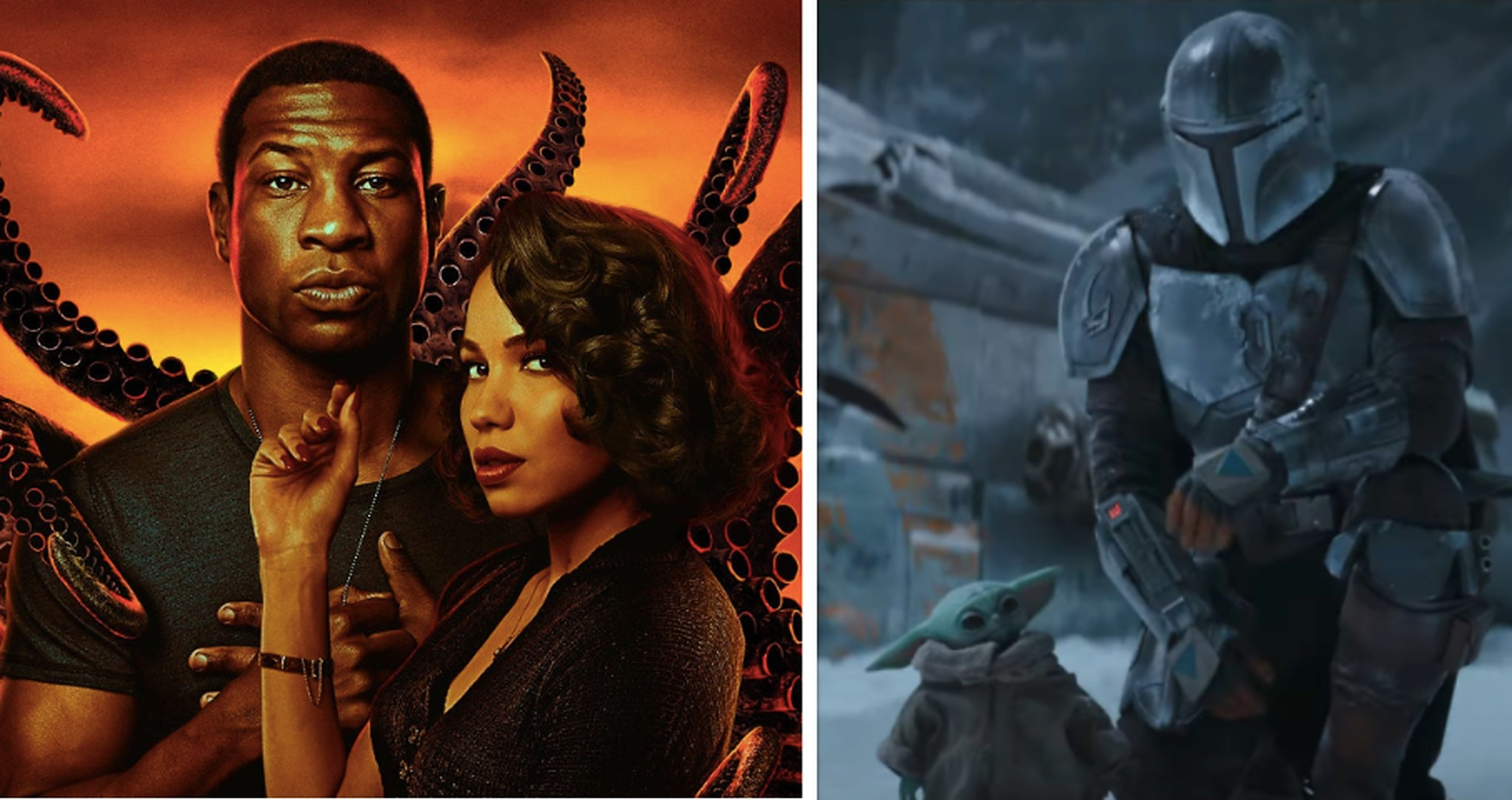 2021 Golden Globes: 'Lovecraft Country' & 'The Mandalorian' earn best series nominations