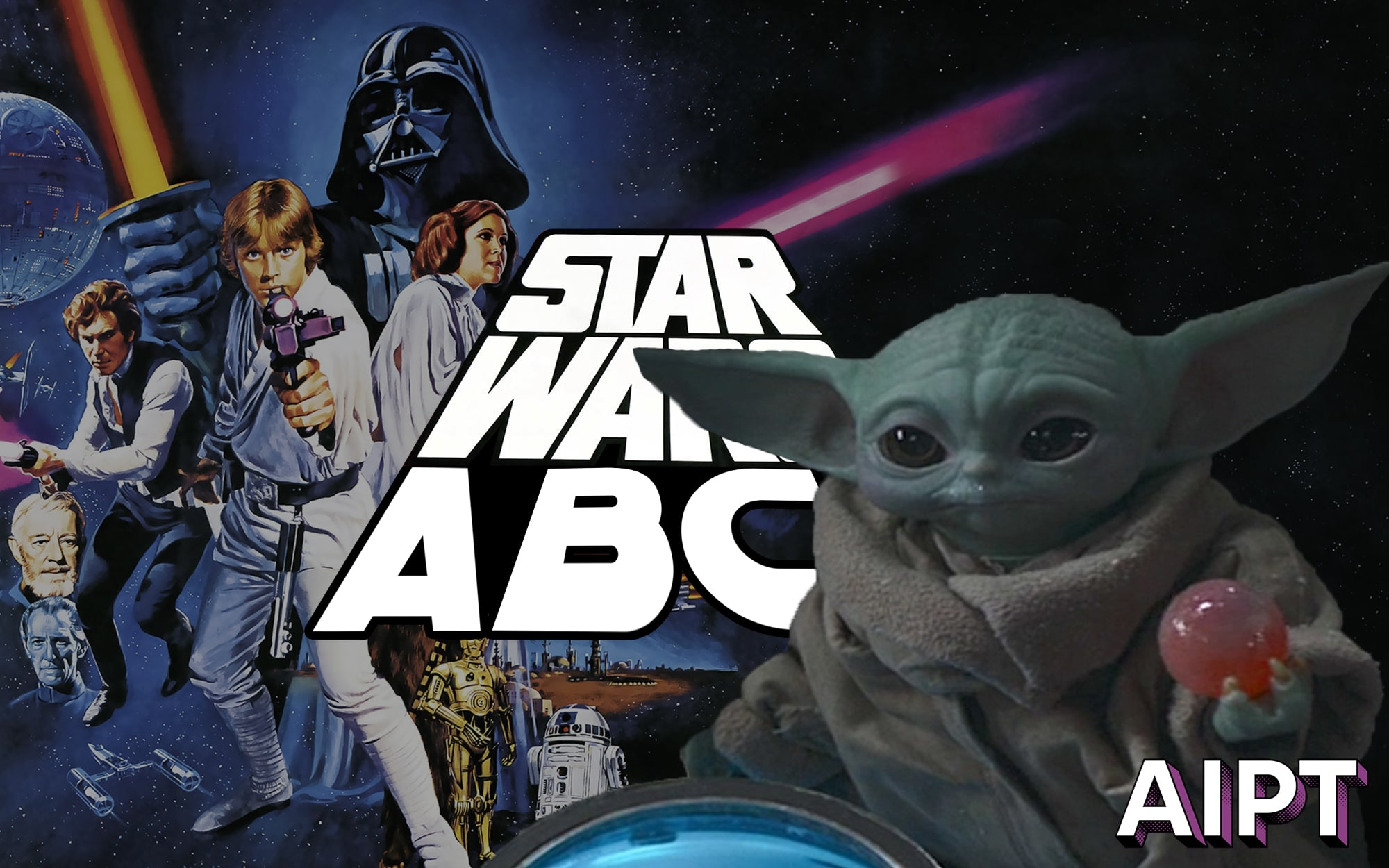 Star Wars ABCs: G is for Grogu