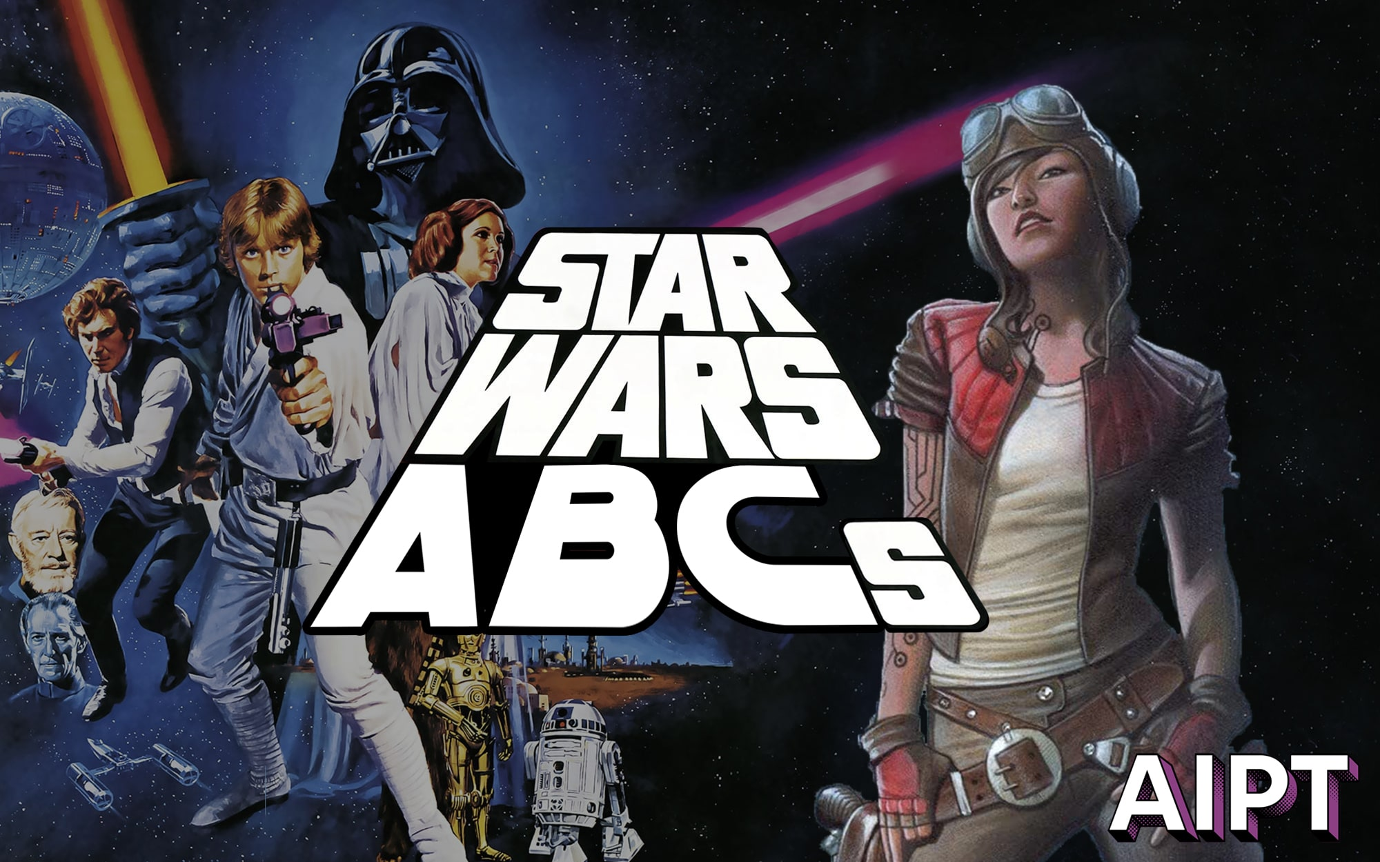 Star Wars ABCs: D is for Doctor Aphra