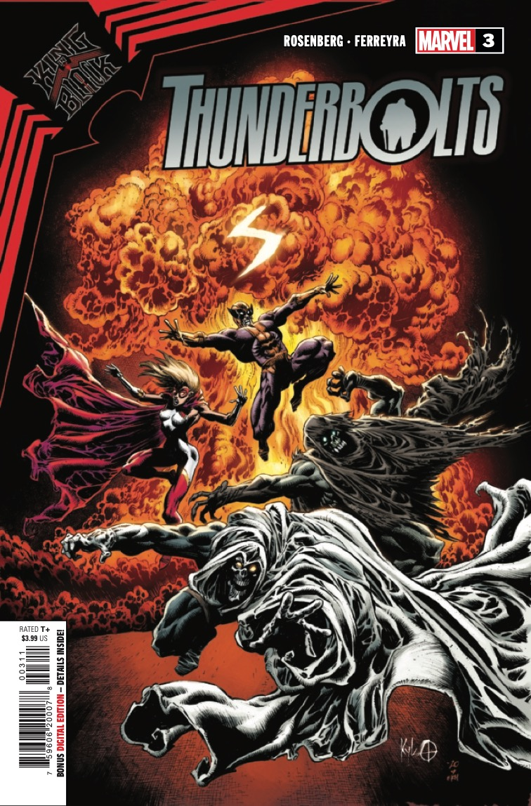 Marvel Preview: King In Black: Thunderbolts #3