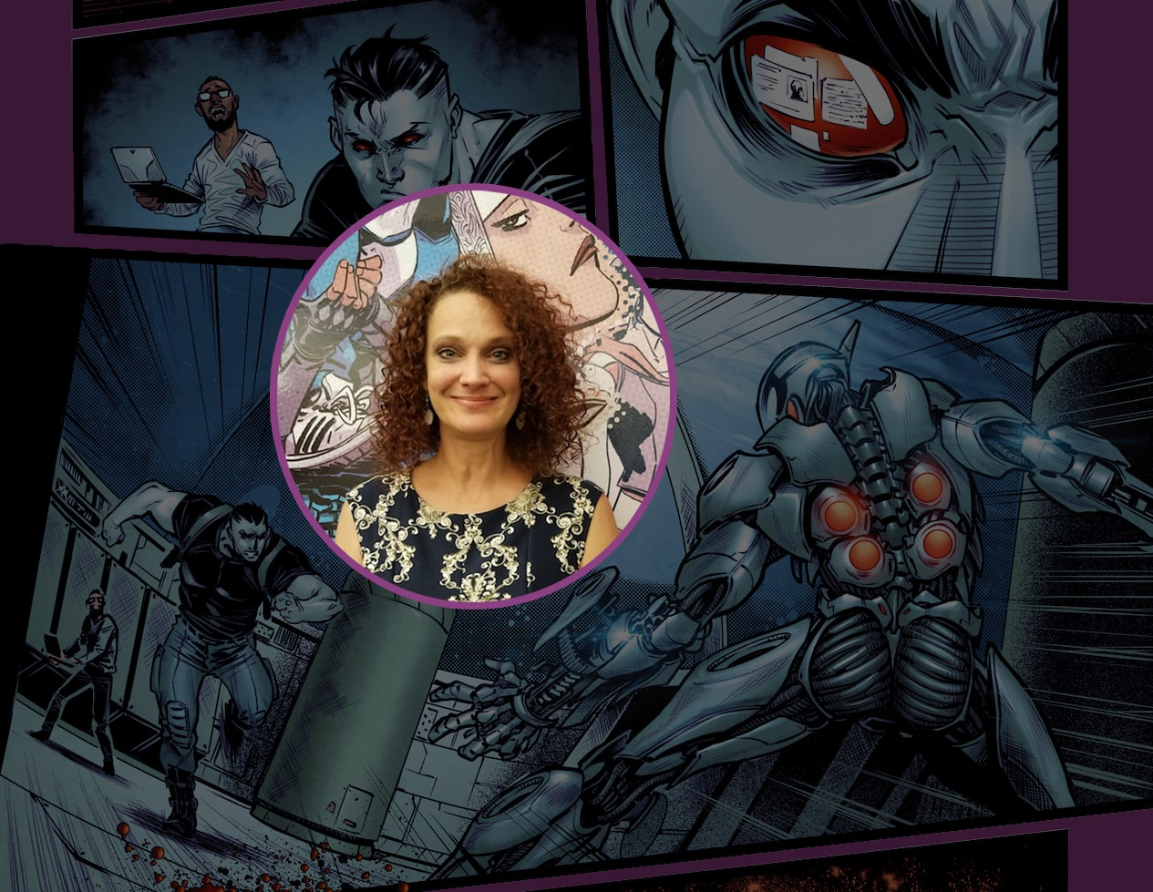 """Being good at spinning plates:"" Catching up with Valiant senior editor Lysa Hawkins"