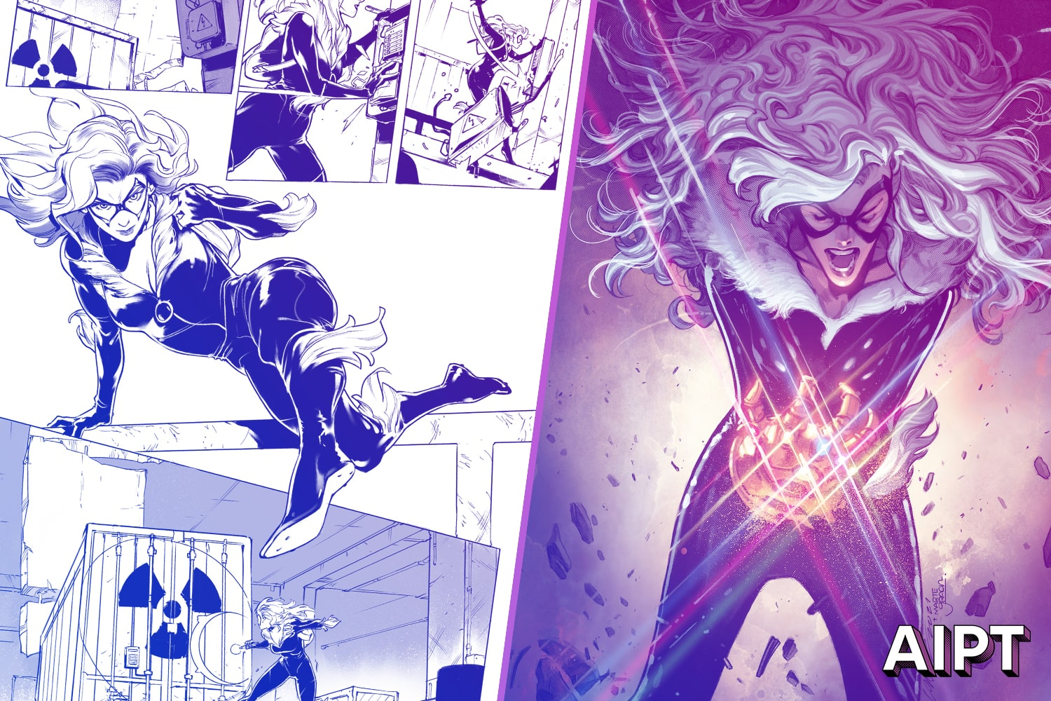 Marvel First Look: Black Cat #8 - Infinity Gauntlet