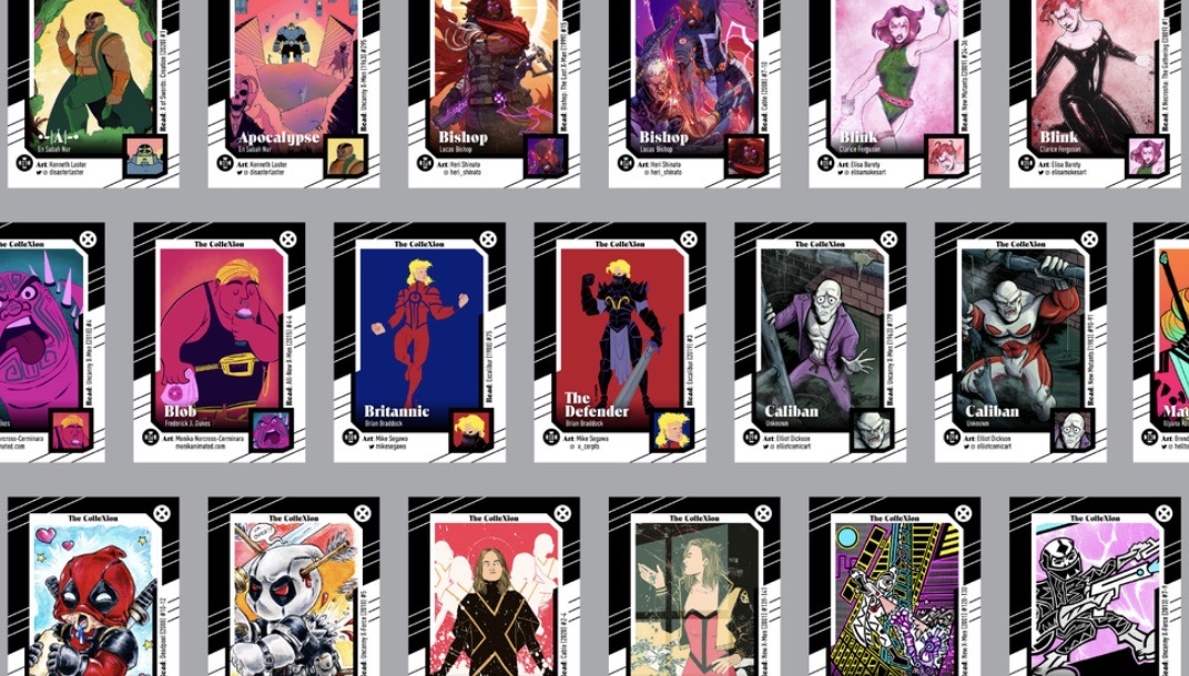 Cards for a cause: Inside 'The ColleXion: RefleXions'