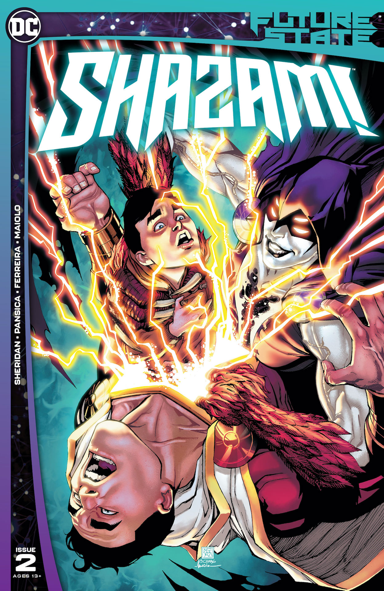 DC Preview: Future State: Shazam! #2