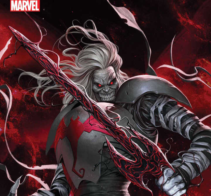 'King in Black' #4 recontextualizes a familiar cosmic element and builds on Symbiote history