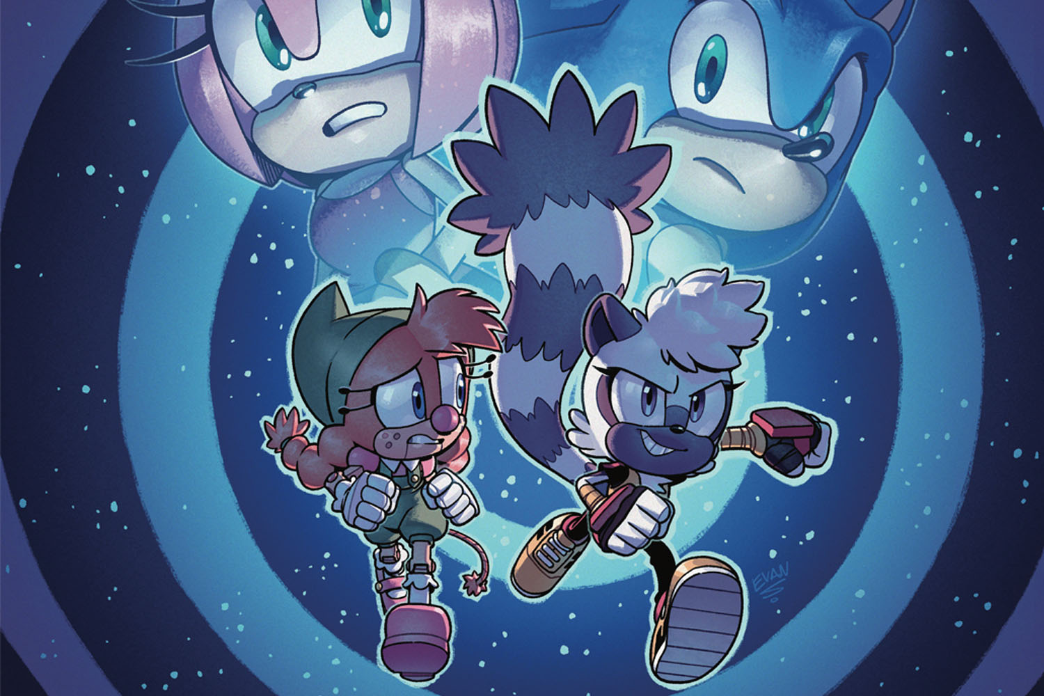 'Sonic the Hedgehog' #37 review